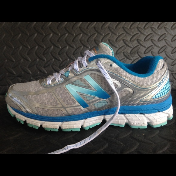 New balance 860 v5 asym counter used size 10